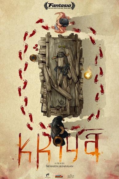 Fantasia 2020: KRIYA Trailer 1