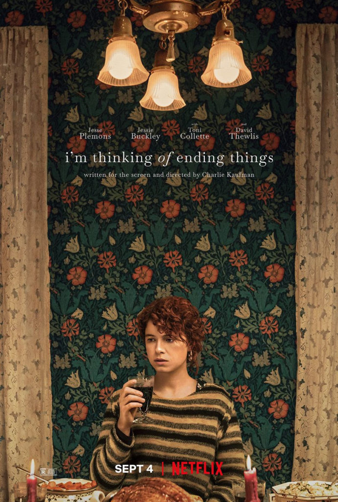 Charlie Kaufman's I'M THINKING OF ENDING THINGS Trailer 1