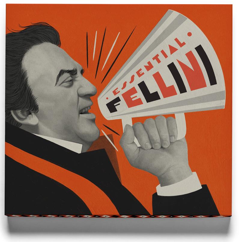 Criterion Announces 15-disc Fellini Box Set 1