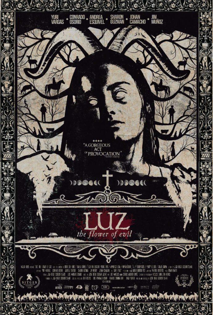 Folk Horror LUZ: THE FLOWER OF EVIL Trailer 1