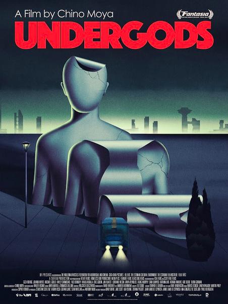 Fantasia 2020: Dystopian Sci-Fi UNDERGODS Trailer 1