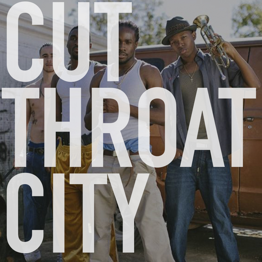 Podcast: 376 - CUT THROAT CITY 1