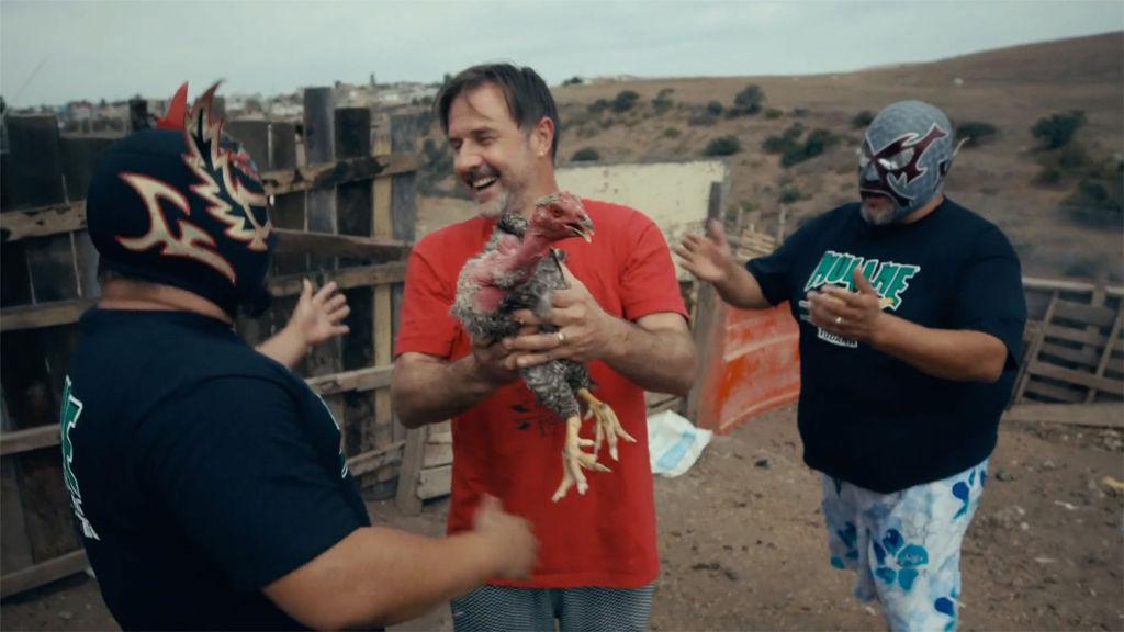 Fantasia 2020: YOU CANNOT KILL DAVID ARQUETTE Review 4