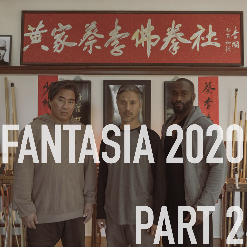 Podcast: 378 - Fantasia Festival 2020 Part 2 1