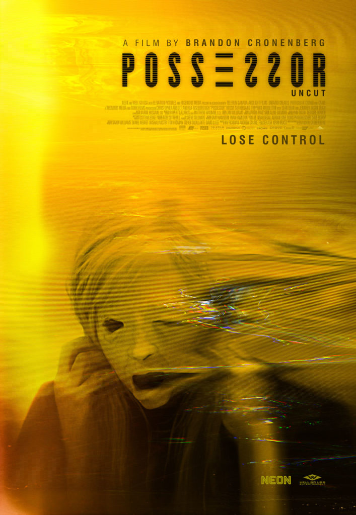 Brandon Cronenberg's POSSESSOR: UNCUT Trailer 1