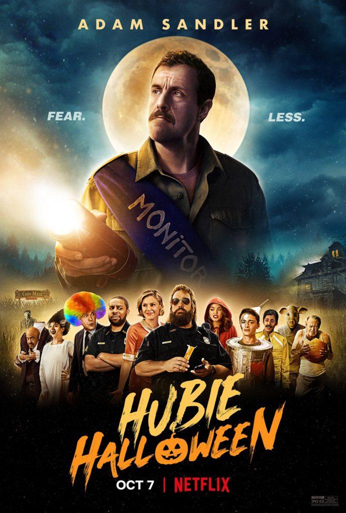 Adam Sandler's HUBIE HALLOWEEN Trailer 1