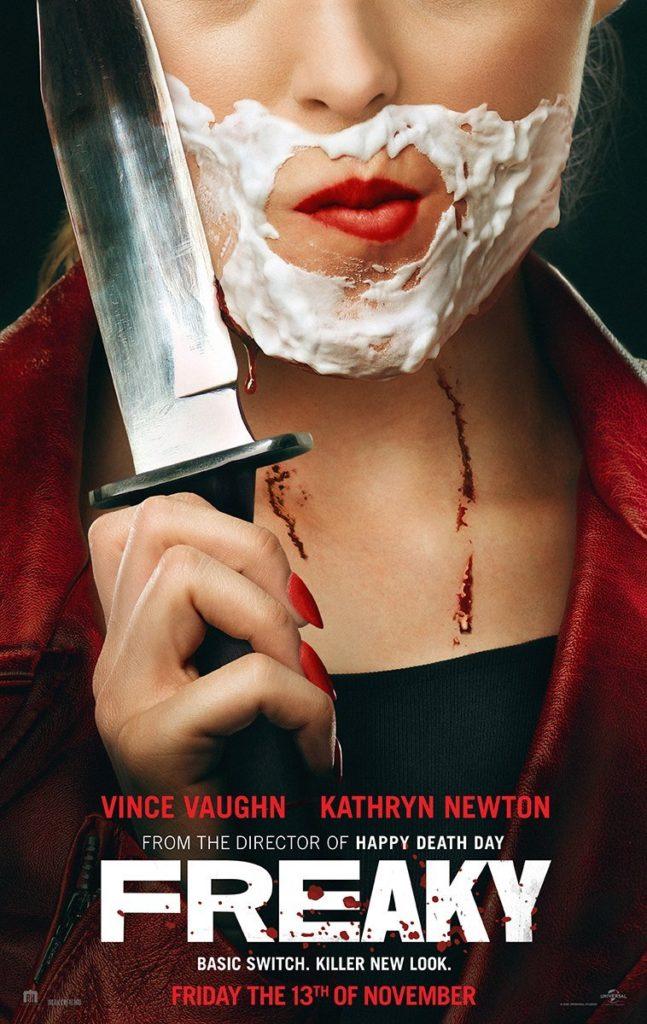 Horror-Comedy FREAKY Trailer 1
