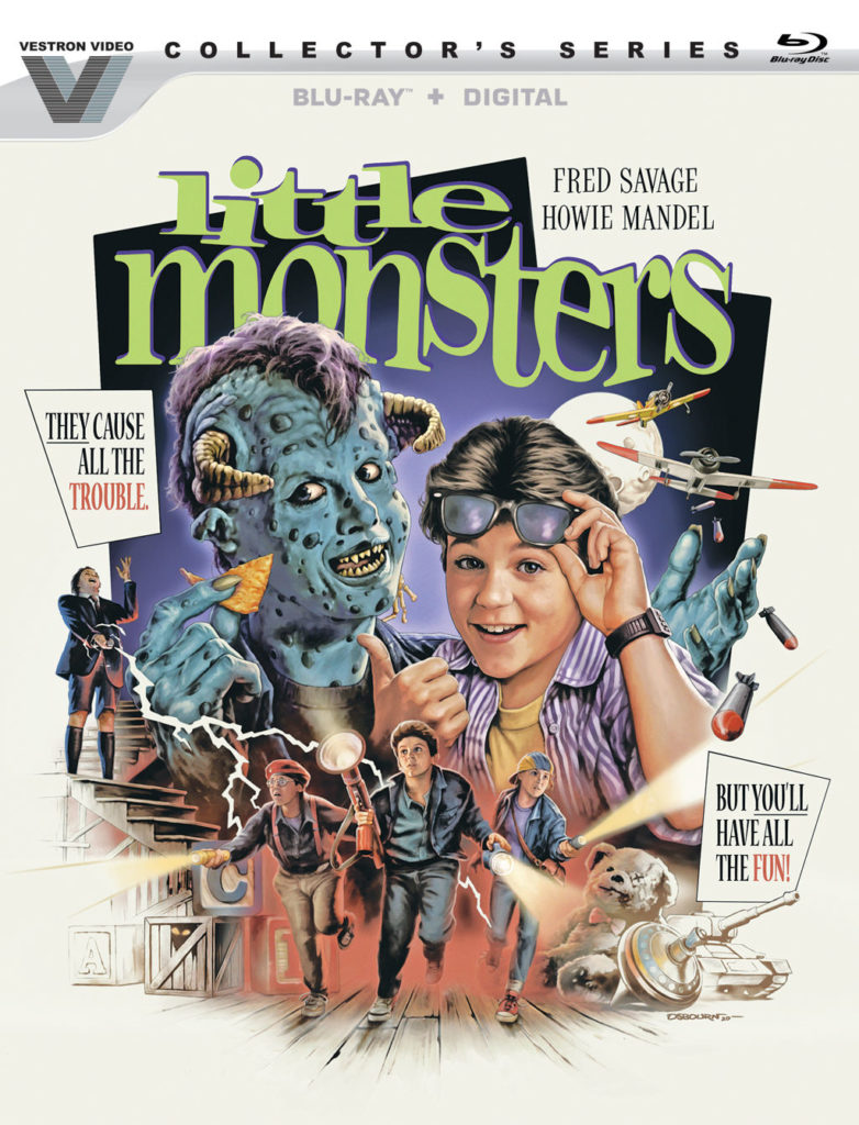 LITTLE MONSTERS Blu-ray Review 8
