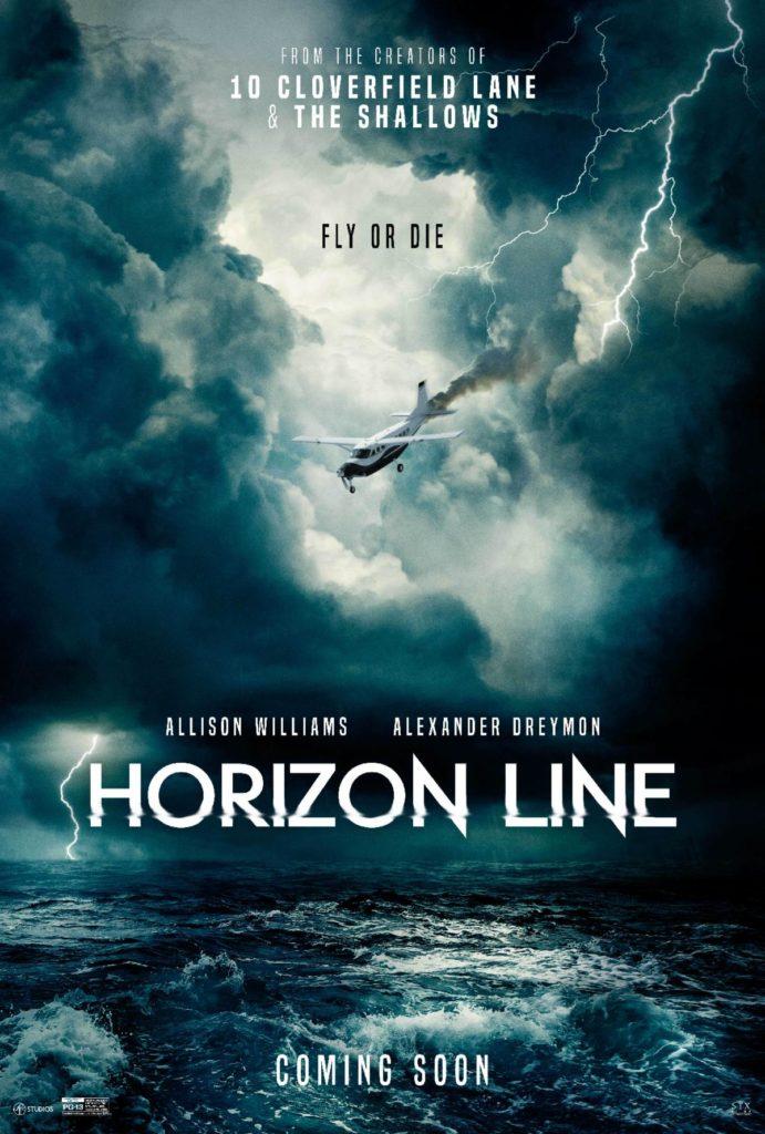 Survival Thriller HORIZON LINE Trailer 1