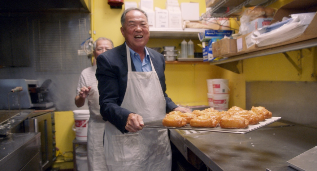 THE DONUT KING Review 3
