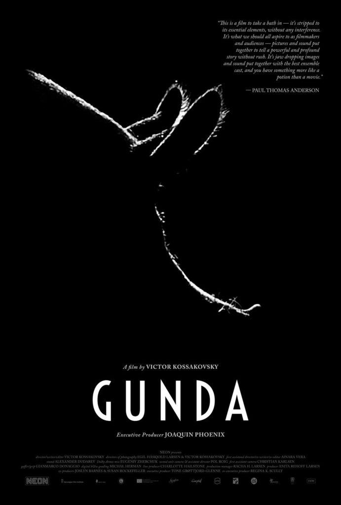 Victor Kossakowsky's Experimental Doc GUNDA Trailer 1