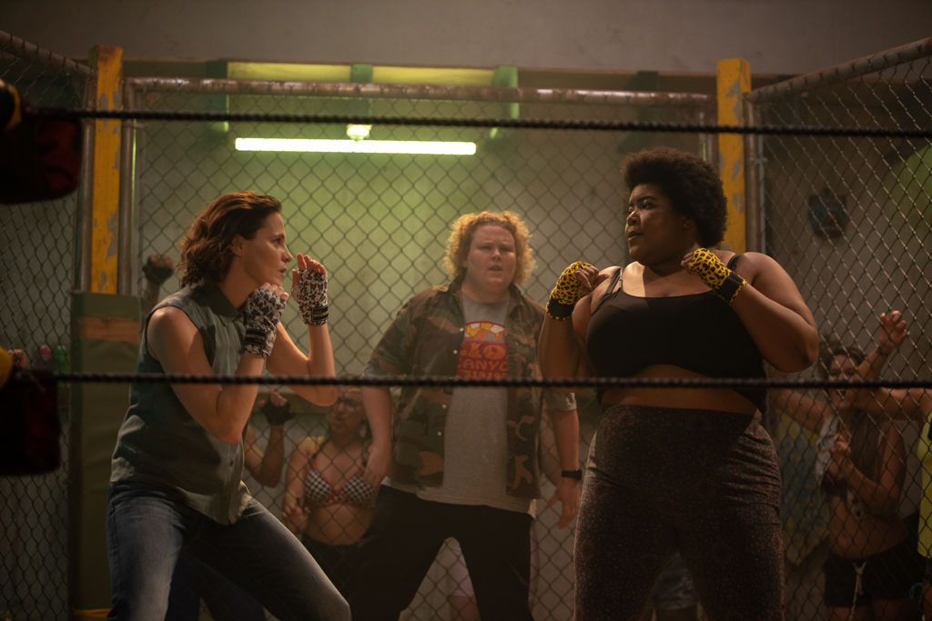 CHICK FIGHT Review 6