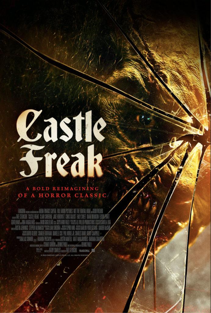 CASTLE FREAK Trailer 1