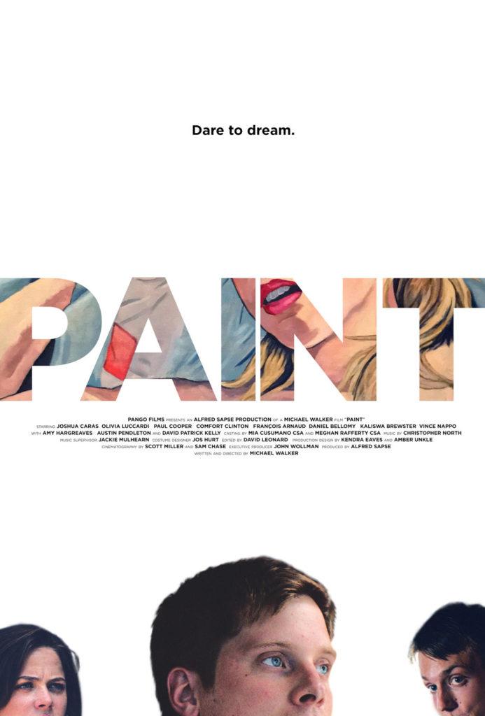 Exclusive: Michael Walker's PAINT Trailer 1