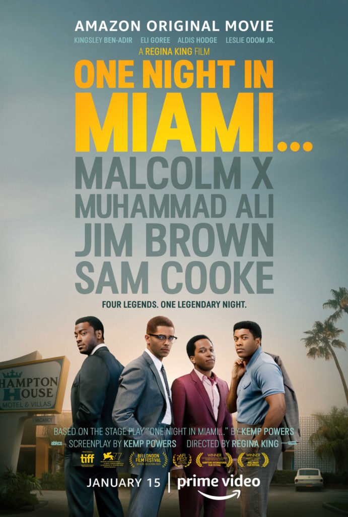 Regina King's ONE NIGHT IN MIAMI... Trailer 1