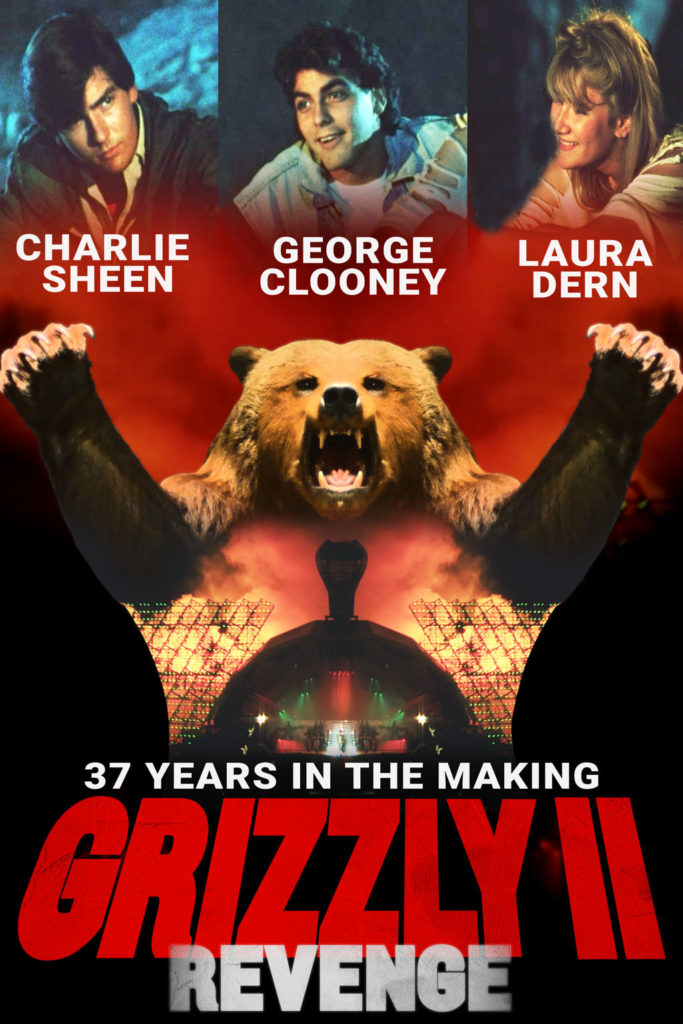 GRIZZLY II: REVENGE Trailer Starring George Clooney, Laura Dern, Charlie Sheen 1