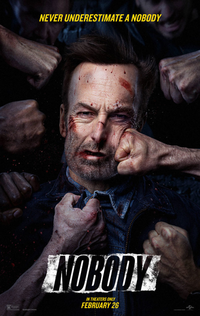 Bob Odenkirk Turns to Action in the NOBODY Trailer 1