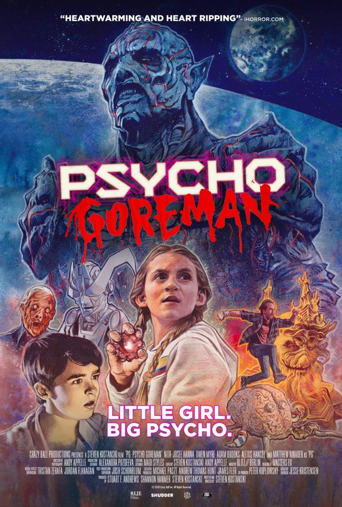 PG: PSYCHO GOREMAN Trailer 1