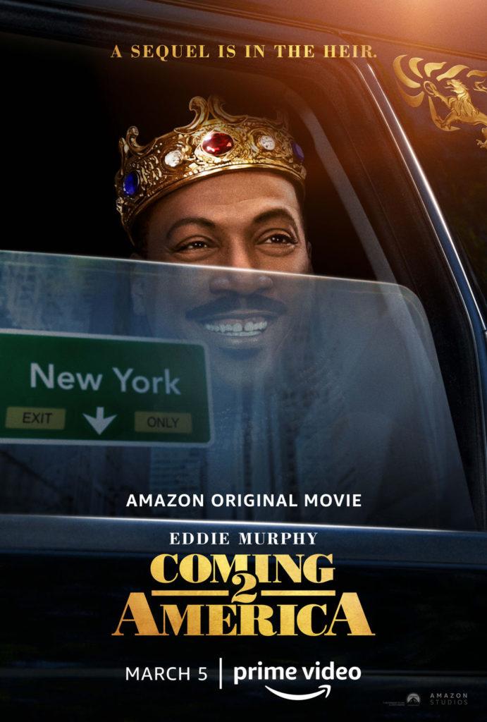 COMING 2 AMERICA Teaser Trailer 1
