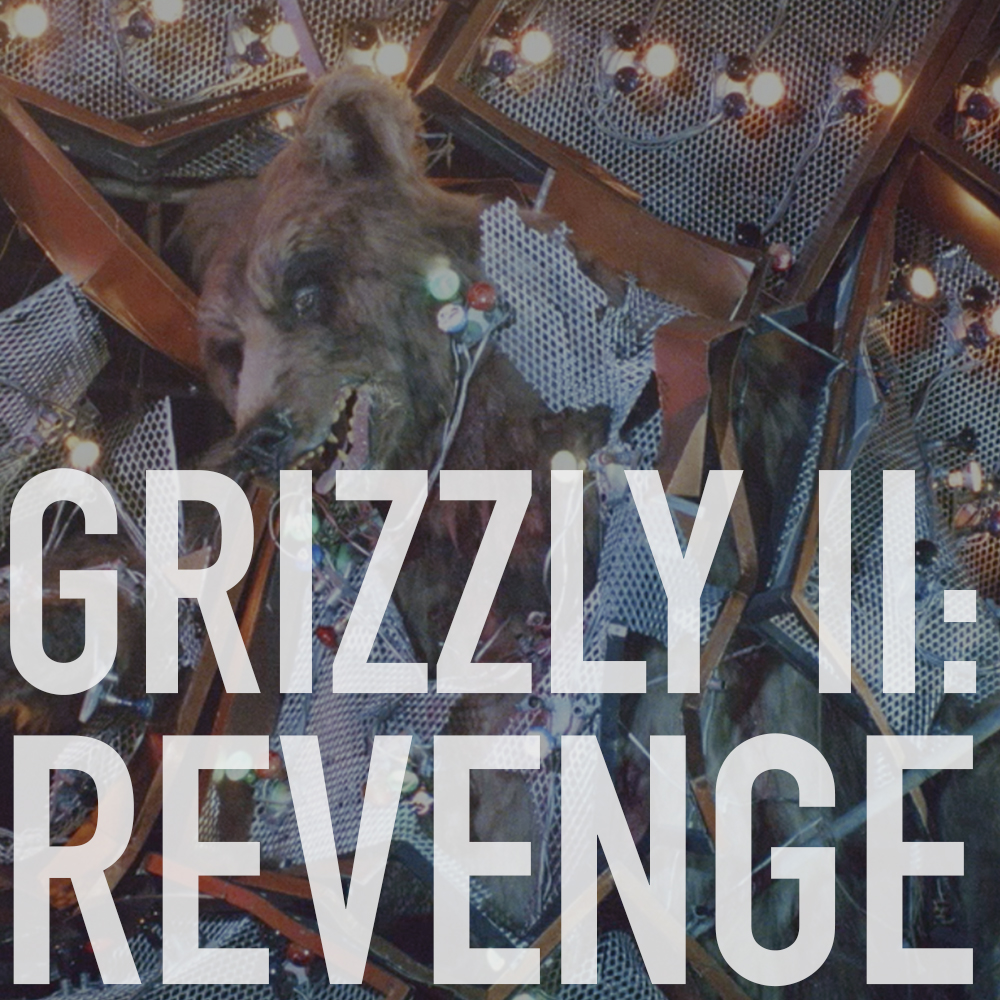 Podcast: 393 - GRIZZLY II: REVENGE 1