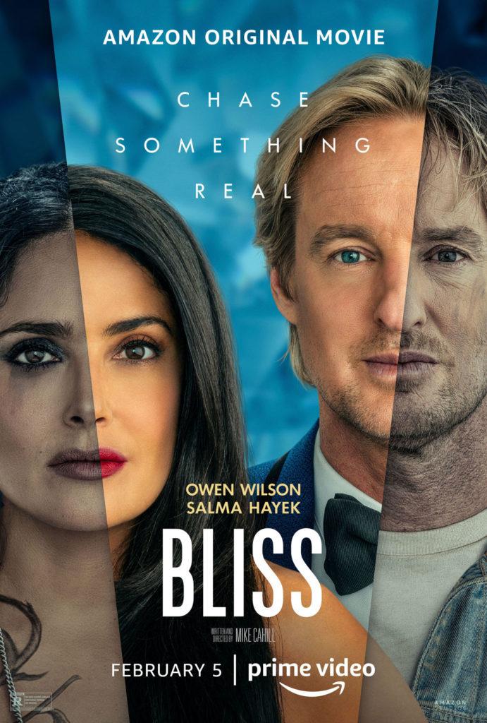BLISS Trailer Starring Owen Wilson and Salma Hayek 1