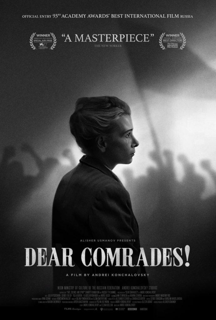 Andrei Konchalovsky's DEAR COMRADES! Gets a Trailer 1
