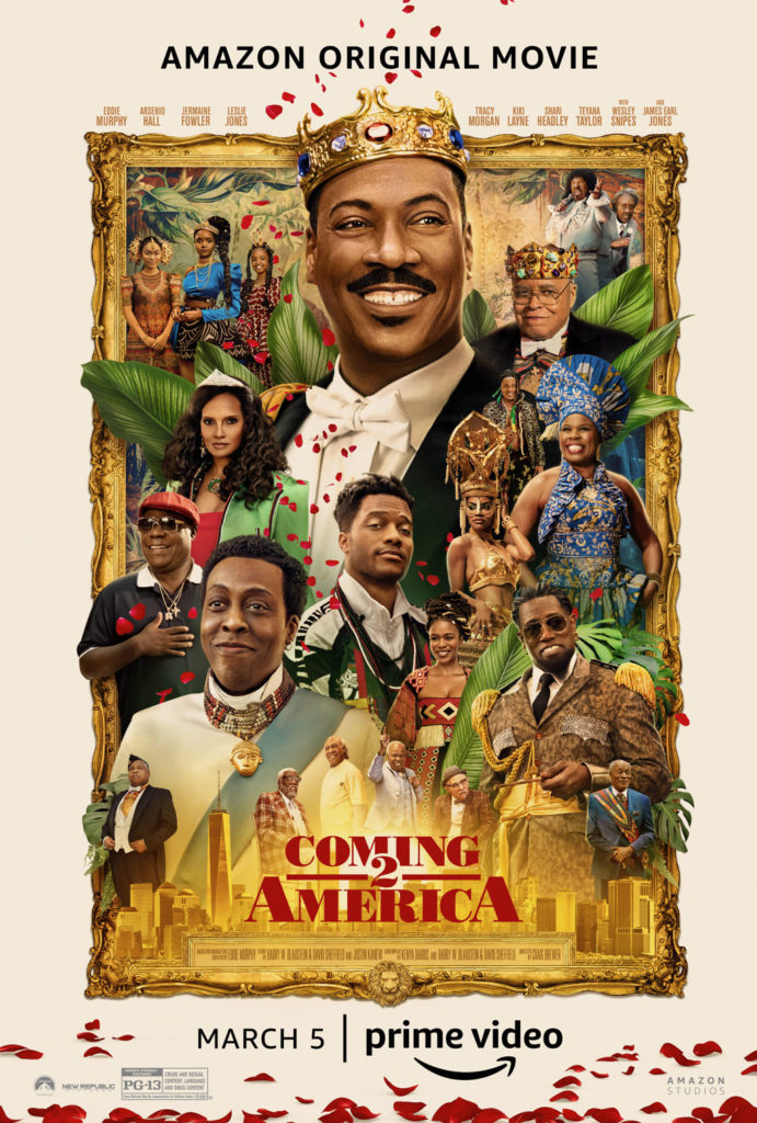 COMING 2 AMERICA Gets a New Trailer 1