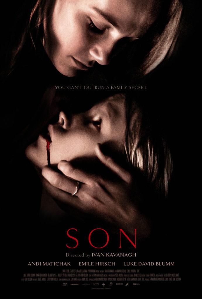 SON Starring Emile Hirsch Gets a Trailer 1