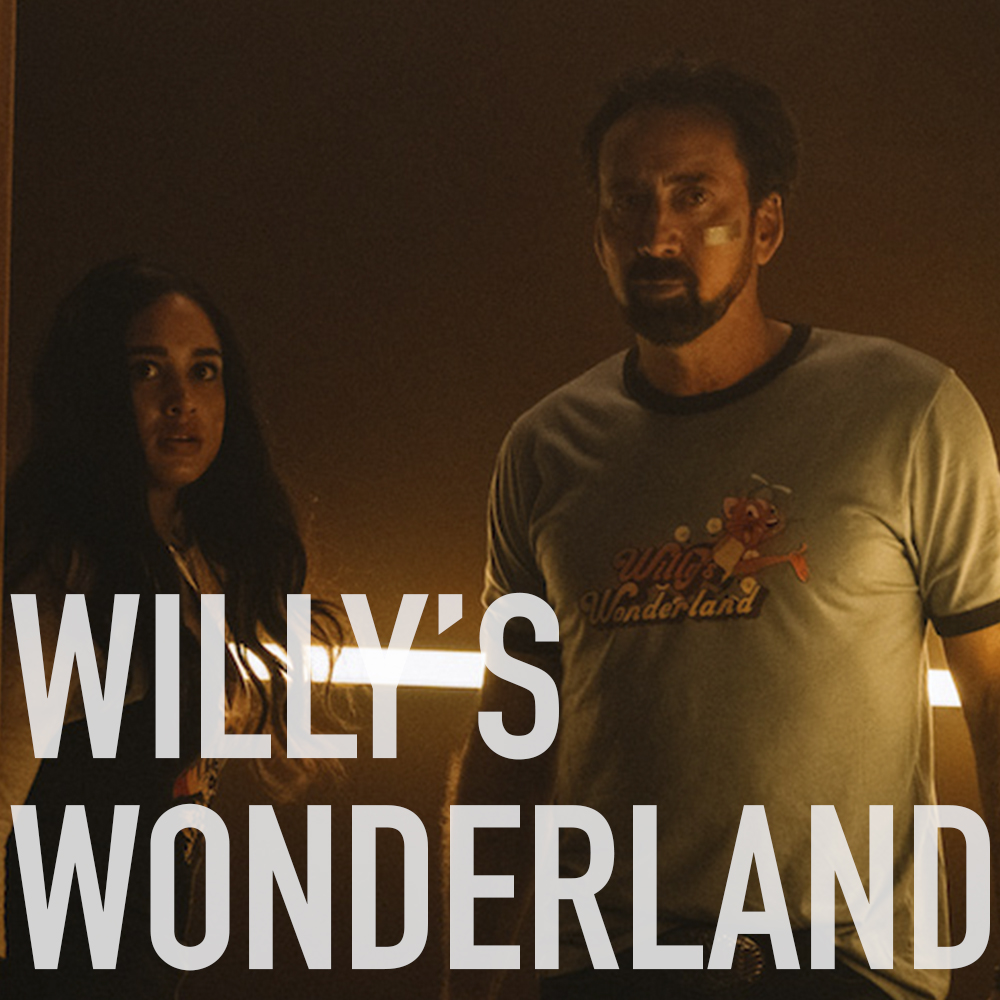 Podcast: 398 - WILLY'S WONDERLAND 1