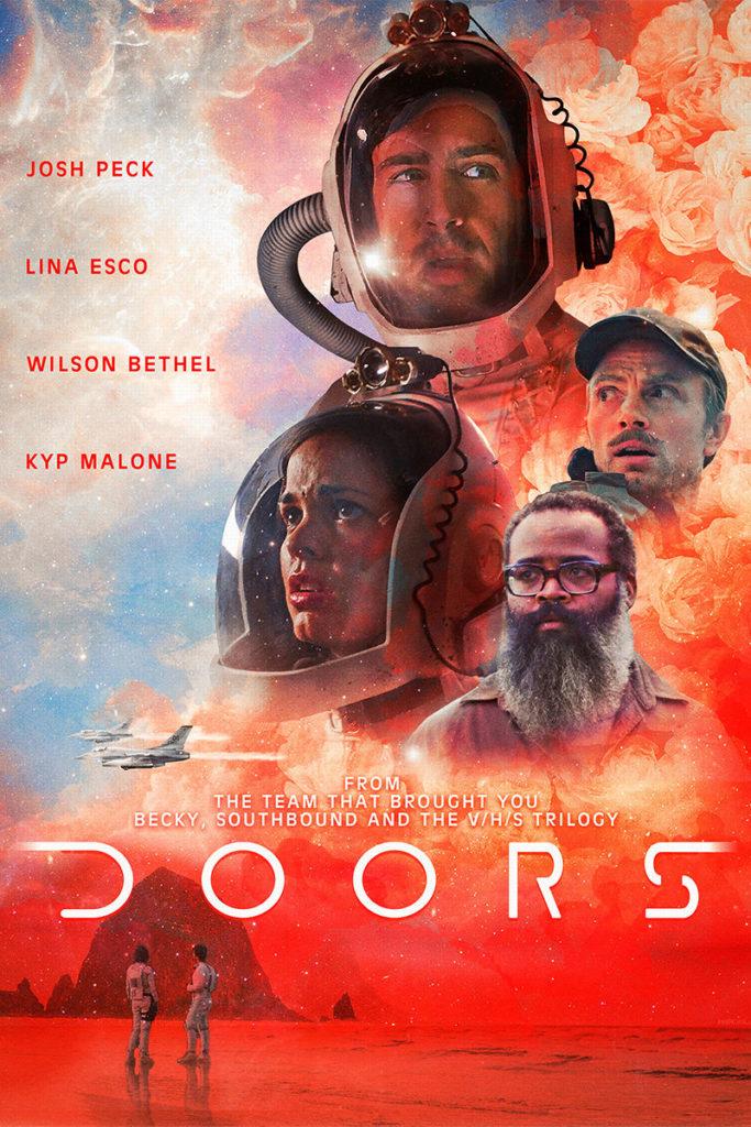 Sci-Fi Thriller DOORS Gets a Trailer 1