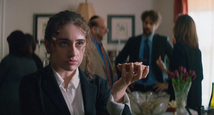 1. Rachel Sennott in SHIVA BABY