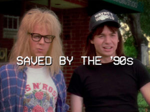 Saved By The '90s 3