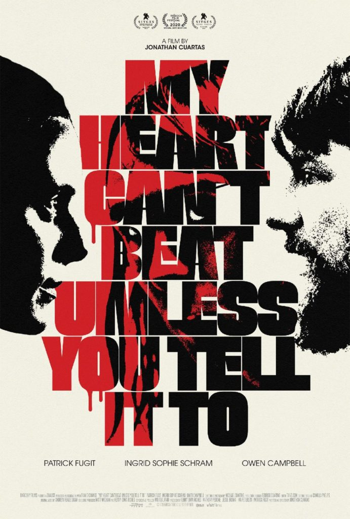 Tribeca 2021: MY HEART CAN'T BEAT UNLESS YOU TELL IT TO Trailer 1