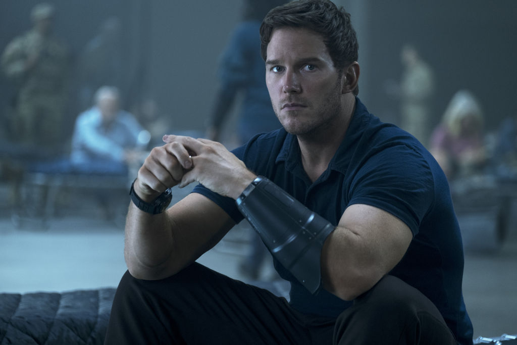 THE TOMORROW WAR Starring Chris Pratt Gets a Teaser 2
