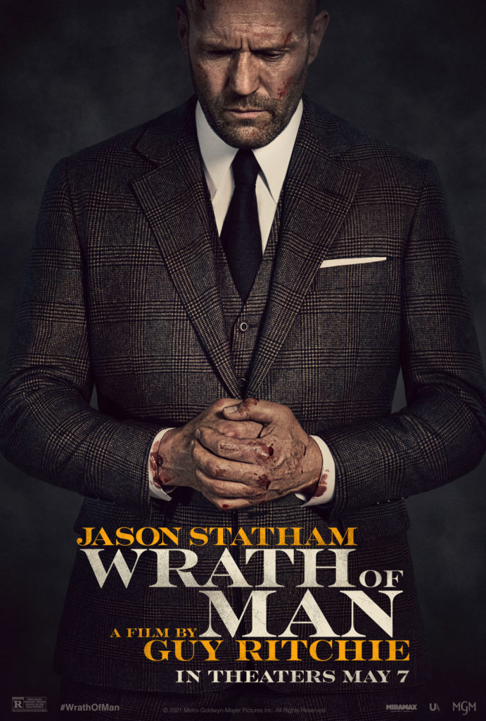 Guy Ritchie's WRATH OF MAN Starring Jason Statham Gets a New Trailer 1