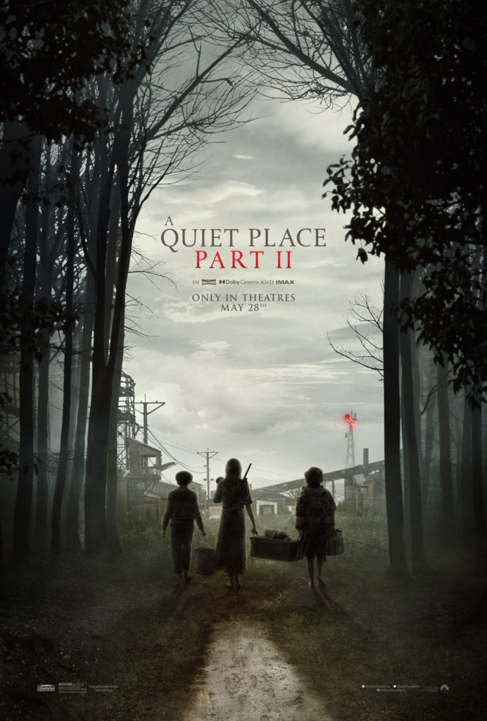 A QUIET PLACE PART II Gets a Final Trailer 1