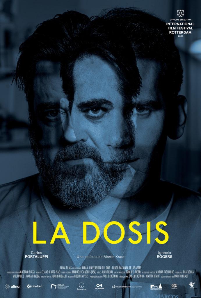 Thriller La Dosis Gets a Trailer 1