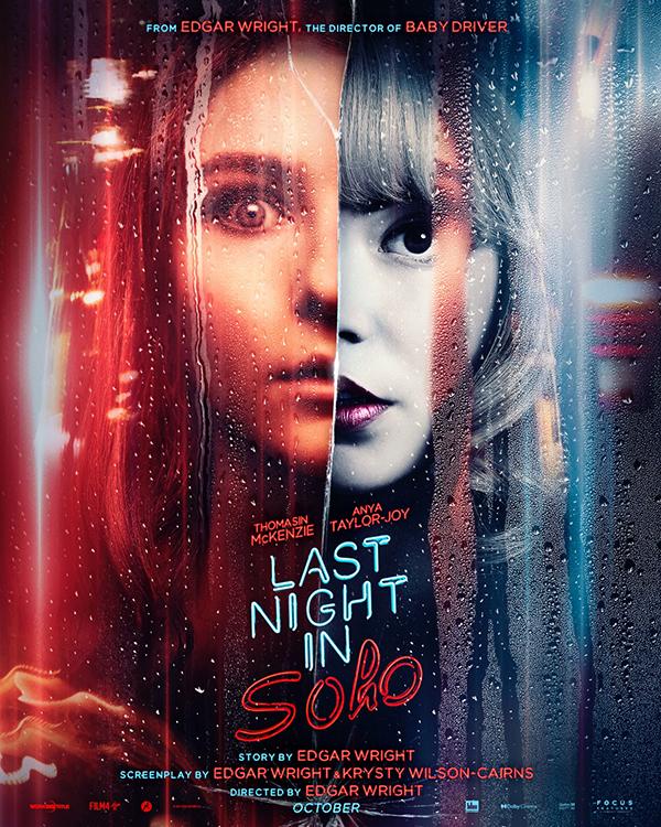 Edgar Wright's LAST NIGHT IN SOHO Gets a Trailer 1