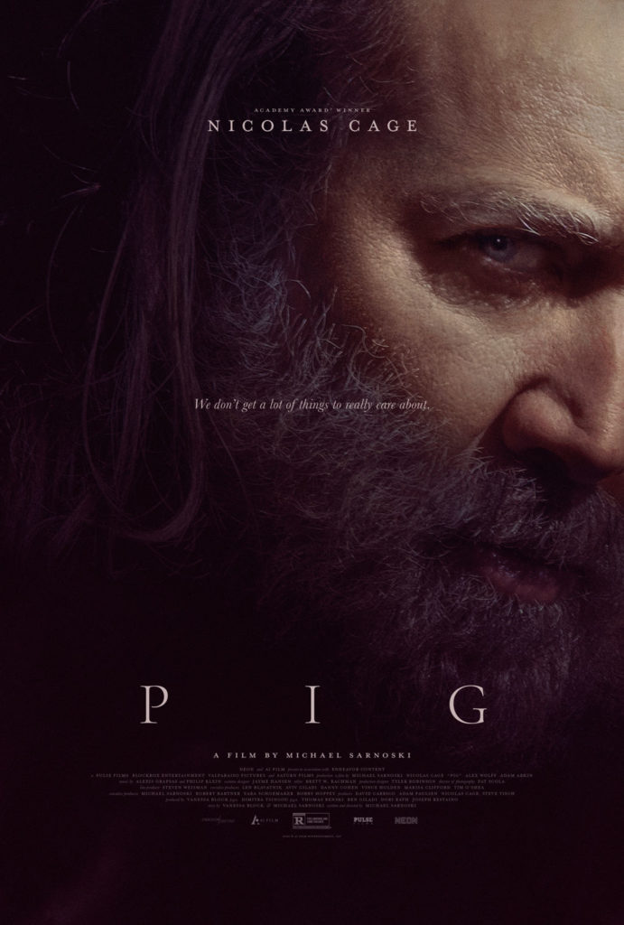 PIG Starring Nicolas Cage Gets a Trailer 1