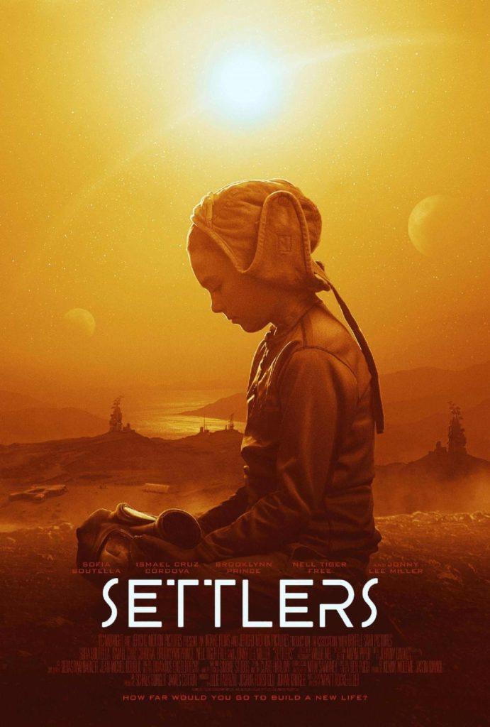Sci-Fi Thriller SETTLERS Gets a Trailer 1