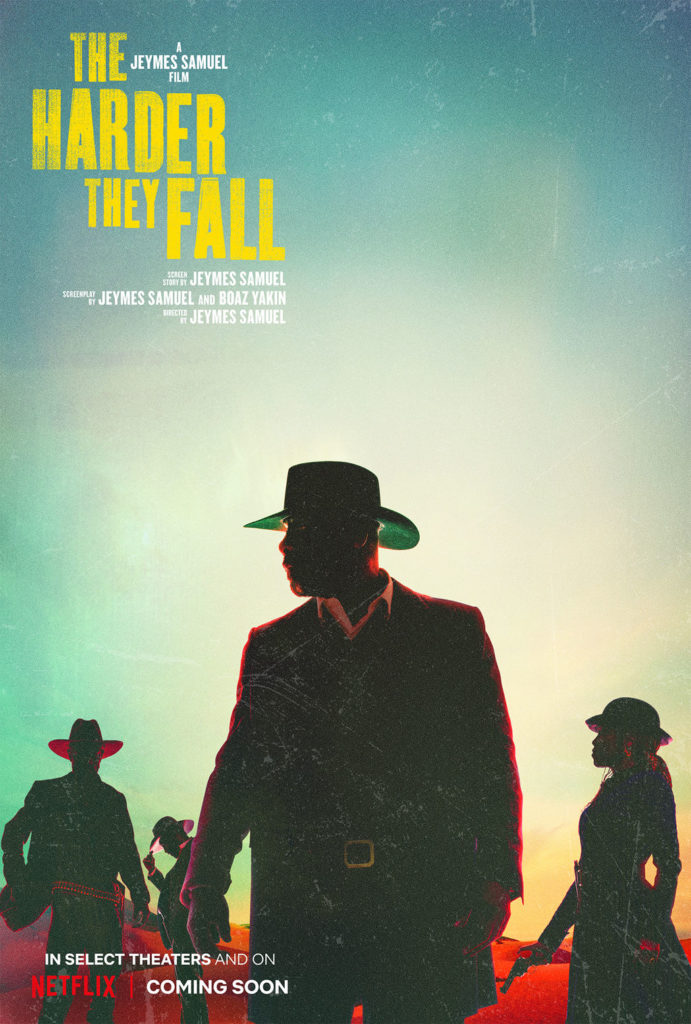 THE HARDER THEY FALL Gets a Trailer 1