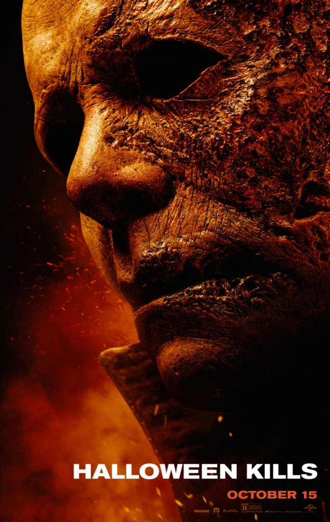 HALLOWEEN KILLS Gets a Bloody New Trailer 1
