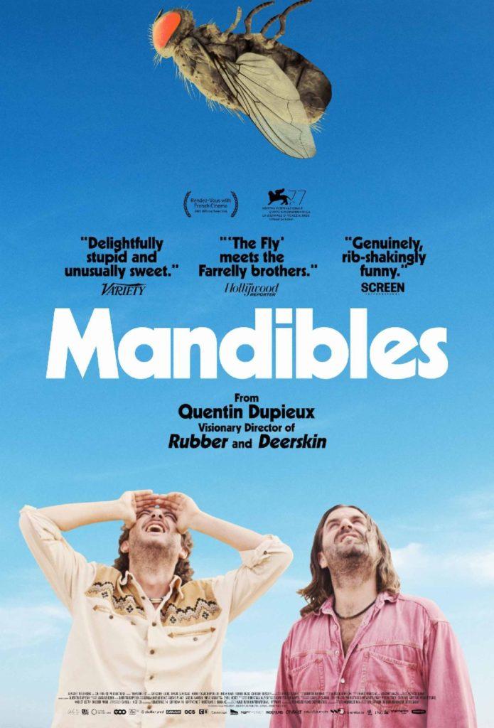 Quentin Dupieux's MANDIBLES Gets a Trailer 1