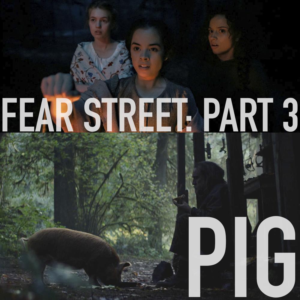 Podcast: 415 - FEAR STREET Part 3, PIG 1