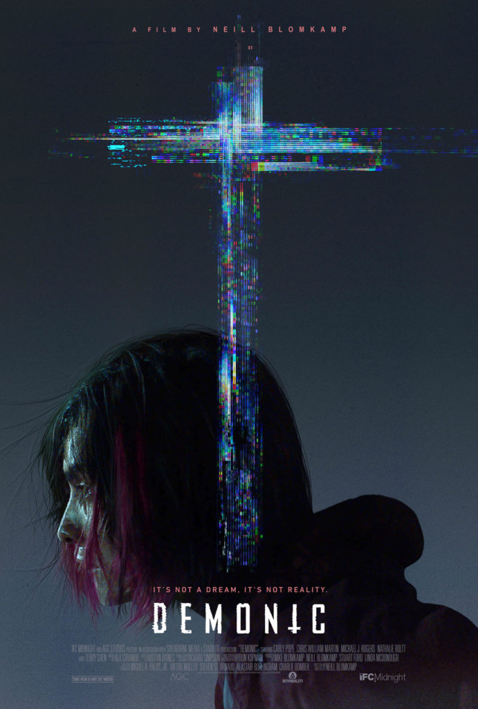 Neill Blomkamp's DEMONIC Gets a New Trailer 1