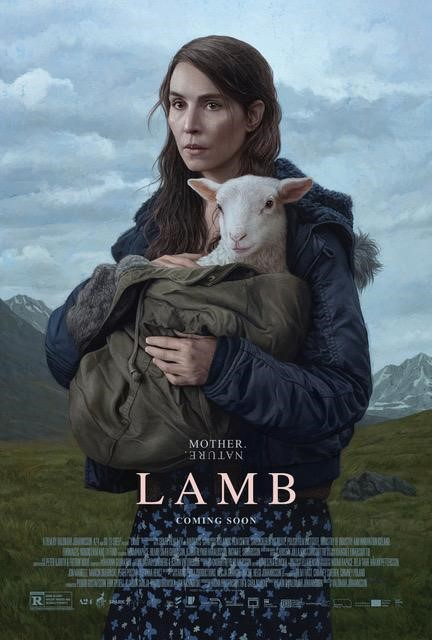 A24's LAMB Starring Noomi Rapace Gets a Trailer 1