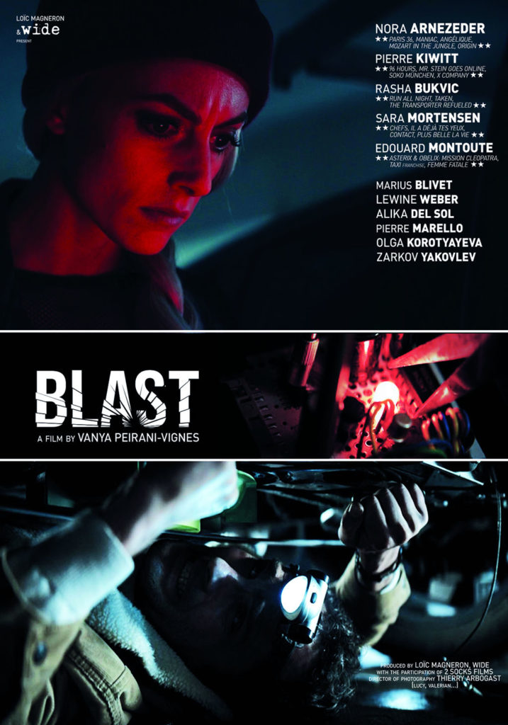 Grimmfest 2021: Vanya Peirani-Vignes' BLAST Announced as Closing Night Film 1
