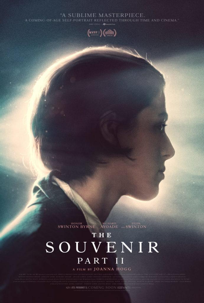 Joanna Hogg's THE SOUVENIR PART II Gets a Trailer 1