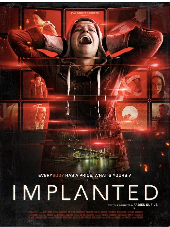 IMPLANTED Exclusive Clip 1