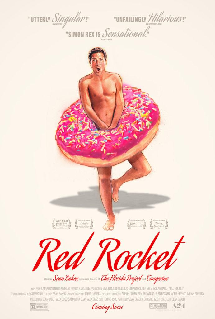 Sean Baker's RED ROCKET Gets a Trailer 1